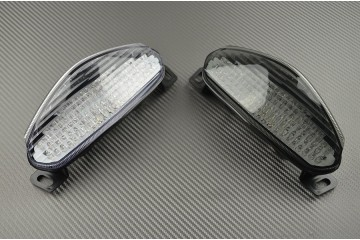 Feu Stop Led Clignotants Intégrés Kawasaki ER6 N F 2009 / 2011 et Versys 1000