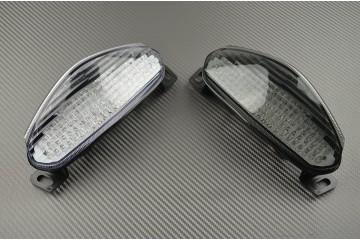 LED-Bremslicht mit integrierten Blinker für Kawasaki ER6 N F 2009 / 2010 und Versys 1000