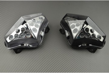 LED Taillight with Integrated turn signals for Kawasaki ER6 N F 2011/2016