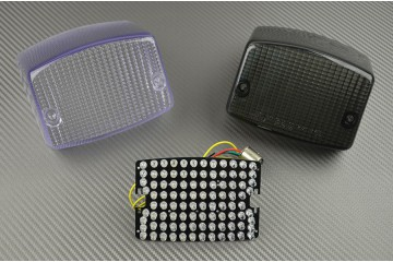 LED Taillight with Integrated turn signals for Kawasaki Vulcan 750 Eliminator 125 600