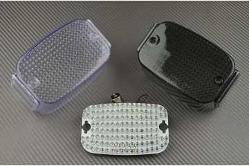 LED Taillight with Integrated turn signals for Kawasaki Vulcan 800 1500