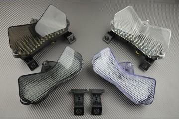 LED-Bremslicht mit integriertem Blinker für Kawasaki Z750 Z1000 03/06 ZX6R 03/04