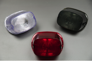 LED Taillight with Integrated turn signals for Harley Davidson