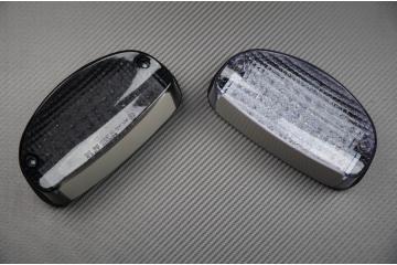 LED-Bremslicht mit integriertem Blinker für Honda Cbr 1100XX 1997 - 1998 Hornet 600 1998 - 2002