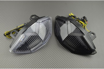 LED Taillight with Integrated turn signals for Kawasaki Z1000 2010 / 2012, Z1000SX and Versys 650 2011 / 2019
