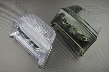 Feu Stop Led Clignotants Intégrés Kawasaki ZRX 1100 1200