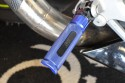 Rear Footpegs YAMAHA - UNIK by AVDB