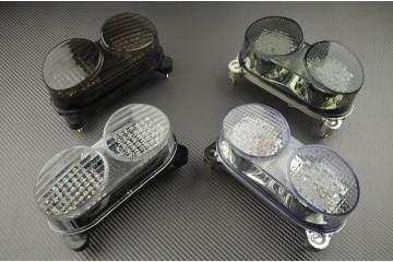 LED-Bremslicht mit integriertem Blinker für Kawasaki ZR7 ZX6R ZX9R 1998 und +
