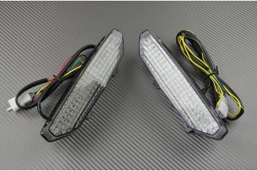LED-Bremslicht mit integrierten Blinker für Kawasaki ZX6R 07/08-GTR1400 08/16