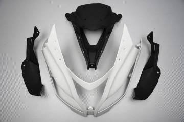Carenado frontal KAWASAKI ZX6R 2013 - 2018