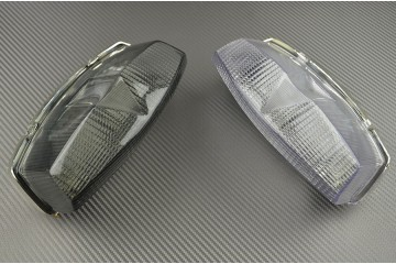 LED Taillight with Integrated turn signals for Kawasaki ZXR750 1992 / 1995 and GPZ 500