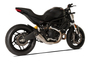 Slip-on exhaust HP CORSE DUCATI MONSTER 797 2018 - 2019