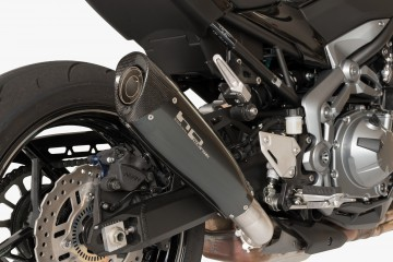 Slip-on exhaust HP CORSE KAWASAKI Z900 2017 - 2019