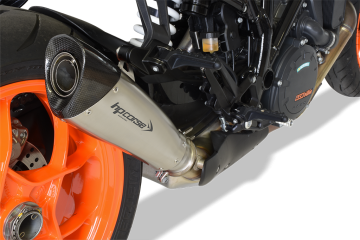 Slip-on exhaust HP CORSE KTM 1290 SUPERDUKE R 2018 - 2019
