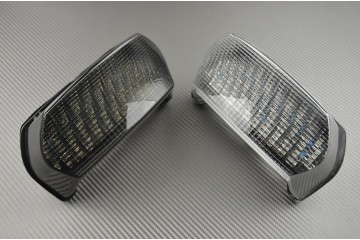 LED Taillight with Integrated turn signals for Kawasaki ZX7R 1996 / 2003