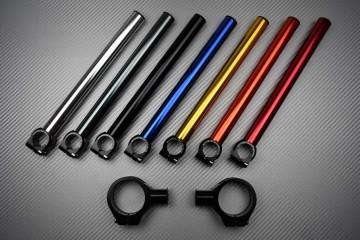 Pair of Standard AVDB Clip-On Handlebars 37 mm