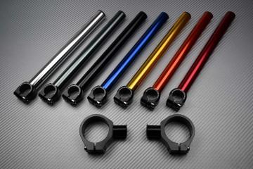 Pair of Standard AVDB Clip-On Handlebars 53 mm