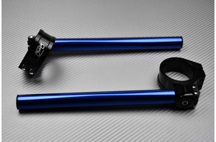 Pair of Standard AVDB Clip-On Handlebars 51 mm
