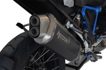 Slip-on exhaust HP CORSE  BMW R1200GS 2013-2018