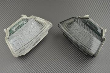 Feu Stop Led Clignotants Intégrés Kawasaki ZX10R 2011  / 2015