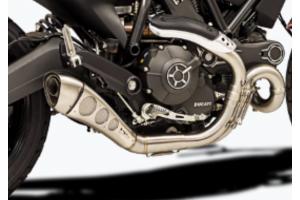 Slip On Auspuffanlage HP CORSE DUCATI SCRAMBLER 800 2015 - 2019