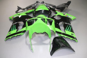 Complete Fairing set for KAWASAKI ZX6R 2003 / 2004