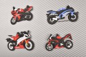 Keychain Different Models and Designs YAMAHA