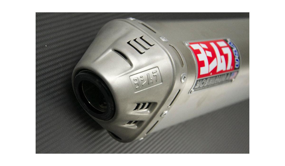 Slip-On Exhaust KAWASAKI ZX10R 2008 - 2010 YOSHIMURA TRC