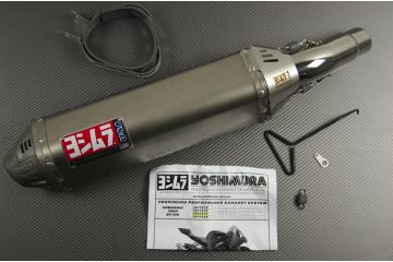 Scarico YOSHIMURA TRC Titane Kawasaki ZX10R 08 / 10