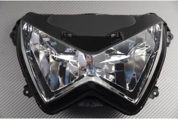 Optique avant Kawasaki Z300 et Z800 2013 / 2016