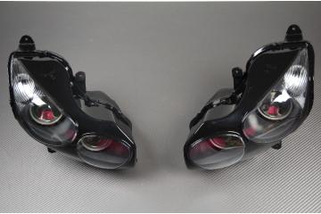 SCHEINWERFER VORN für Kawasaki ZZR 1400 2006 / 2011