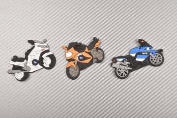 Schlüsselanhänger verschiedener Modelle BMW