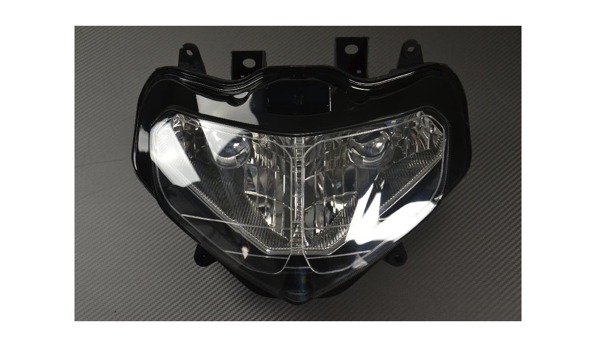 2001 drz 400 wiring diagram: front headlight suzuki gsxr 600 750 1000  2000 / 2003