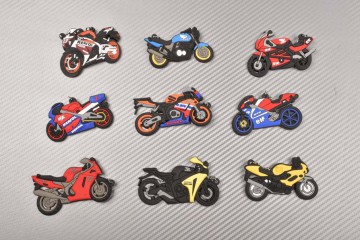 Keychain Different Models and Designs HONDA