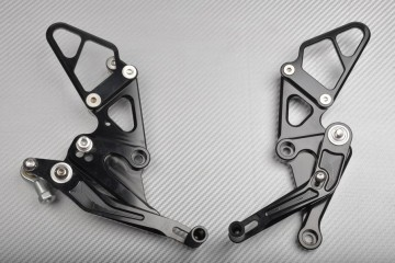 Platines Commandes Reculées YAMAHA MT07 XSR TRACER 700