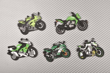 Keychain Different Models and Designs KAWASAKI
