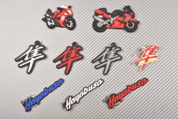 Keychain Different Models and Designs SUZUKI