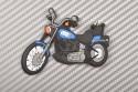 Portachiavi moto