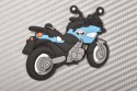 Motocycle Key Ring