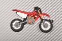 Motorrad Schlüsselanhänger