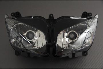 SCHEINWERFER VORN für Yamaha Fazer 1000 FZ1 S 2006 / 2015