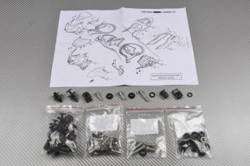 Schraubensatz Komplettverkleidung HONDA CBR 929 RR 2000 - 2001