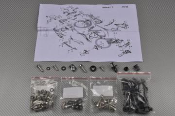 Schraubensatz Komplettverkleidung KAWASAKI ZX6R 2009 - 2012