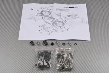 Kit Visserie Carénages Complets KAWASAKI ZX9R 2000 - 2003
