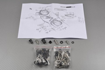 Schraubensatz Komplettverkleidung KAWASAKI ZX9R 2000 - 2003