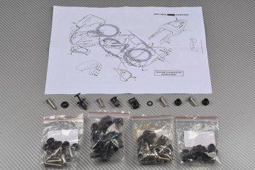 Kit Visserie Carénages Complets SUZUKI GSXR 1000 2003 - 2004