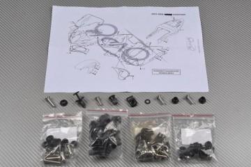 Schraubensatz Komplettverkleidung SUZUKI GSXR 1000 2003 - 2004