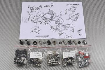 Kit Visserie Carénages Complets YAMAHA R1 2009 - 2014