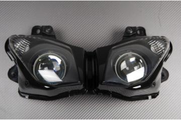Front headlight Kawasaki ZX6R 09 / 12 ZX10R 08 / 10