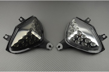 LED Taillight with Integrated turn signals for Suzuki BKING 08 +